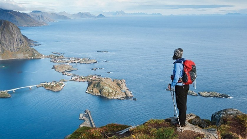 Lofoten Fishing Villages Hiking