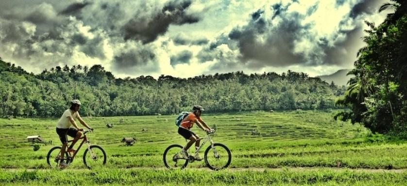 bali biking