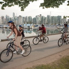 Best Bike Rides In Vancouver, Canada