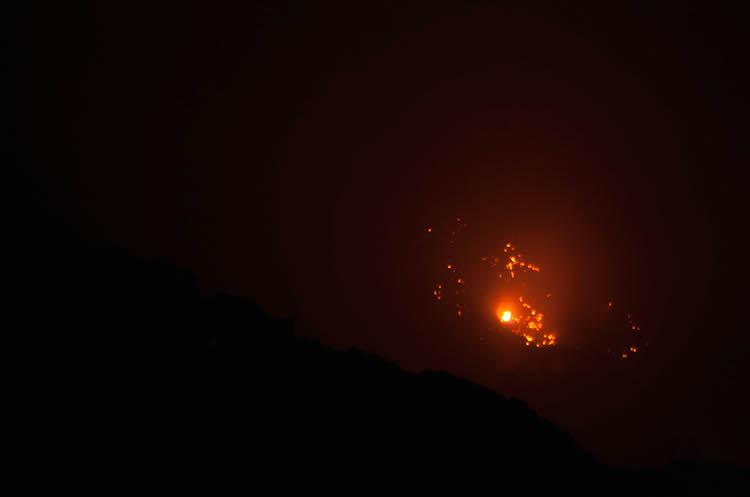 Telica Volcano Hiking