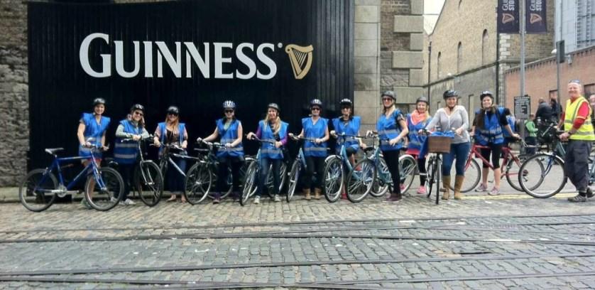 Dublin Highlights Bike Tour