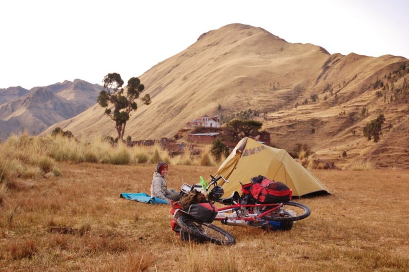 camping south america