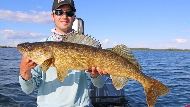 Fishing In Thousand Islands