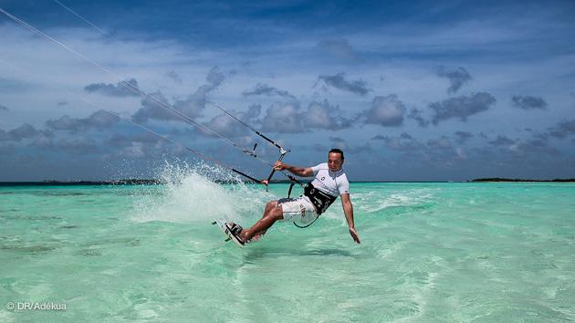 Kitesurfing In Venezuela