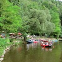 Rafting In Prague – The Vltava River
