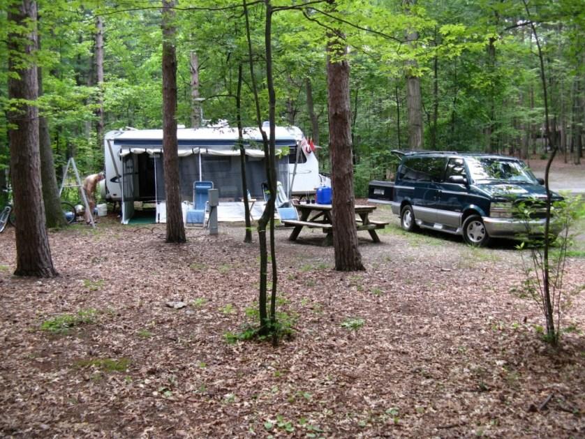 Watkins Glen Camping