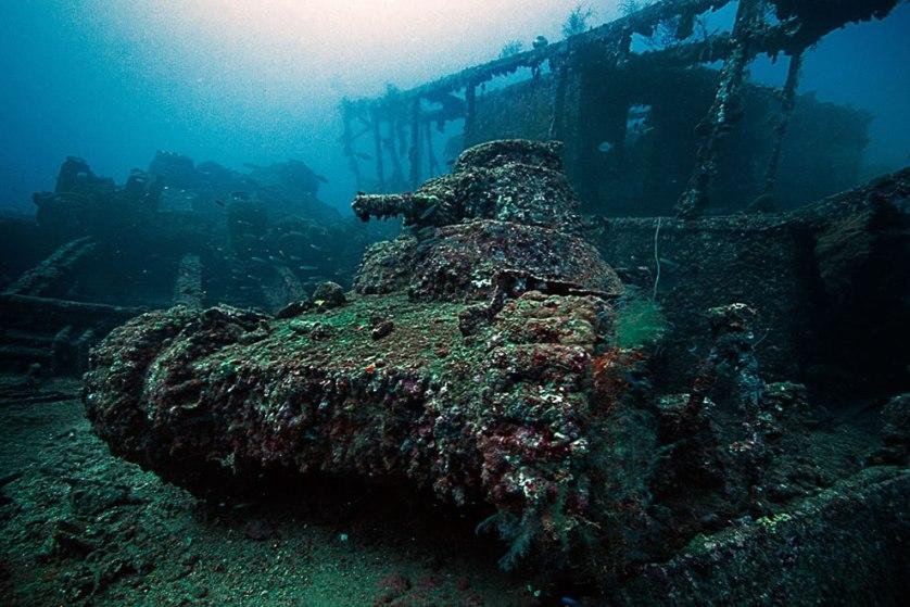 San Francisco Maru – Micronesia