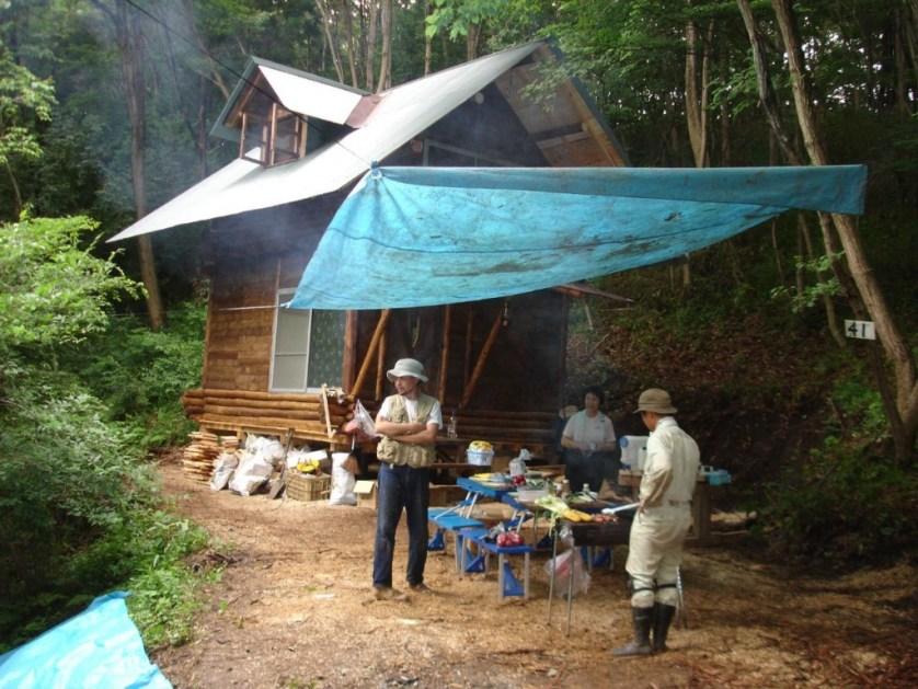 Wakasu Kaihin-koen Camp-jo