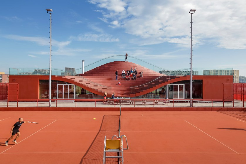 Tennis In Amsterdam