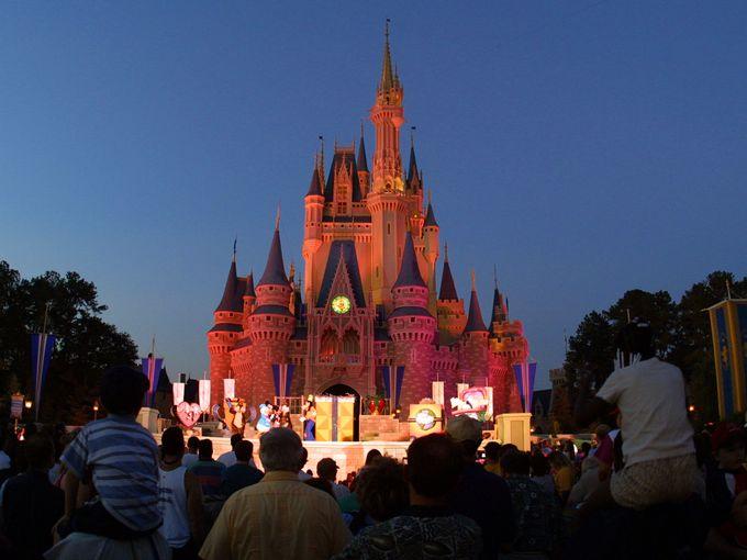 Visiting Walt Disney World Florida