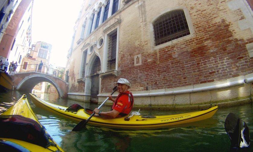 Kayak Tours In Venice