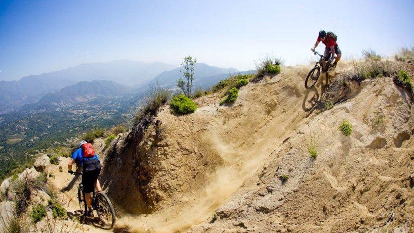 Mountain Biking In Chile