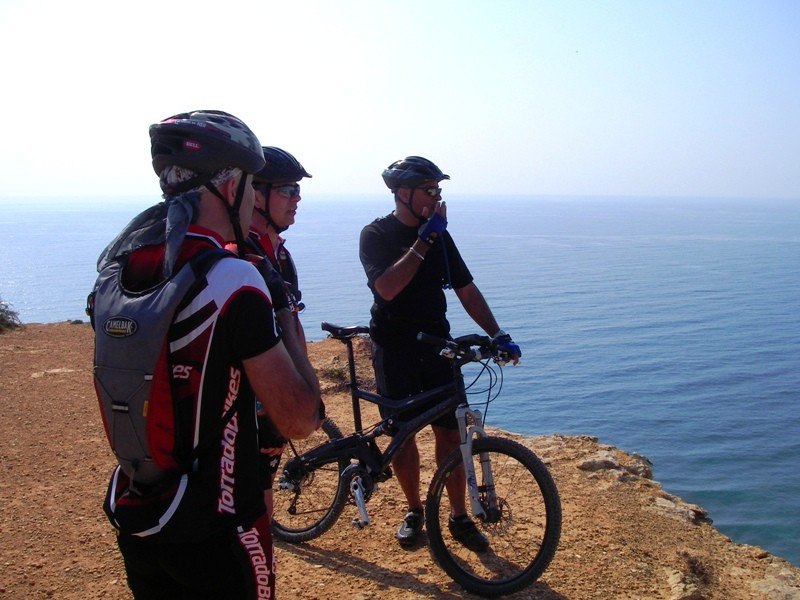 Downhill Biking In Algarve