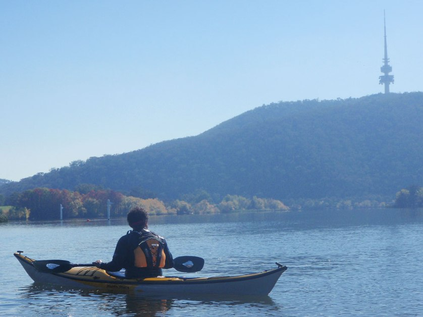 Explore Canberra Through Water Activities