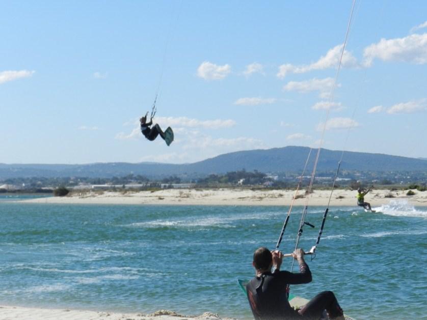 Kitesurfing In Algarve