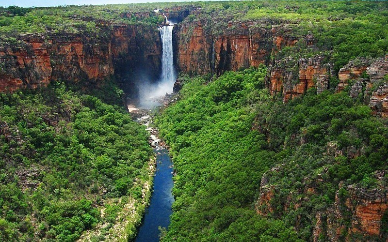 Visit The Waterfalls