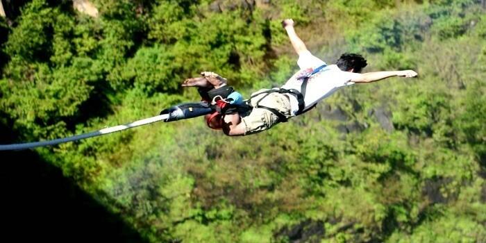 Jagdalpur bungee jumping