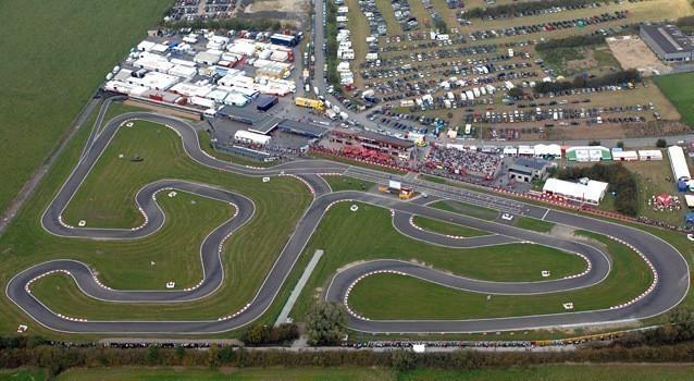 Karting In Belgium