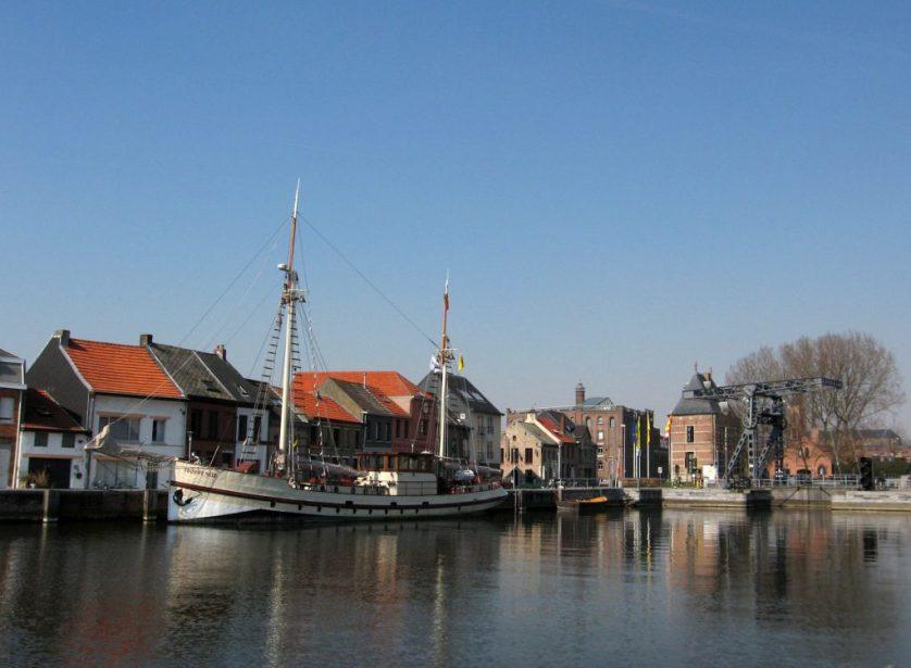 Sailing In Belgium