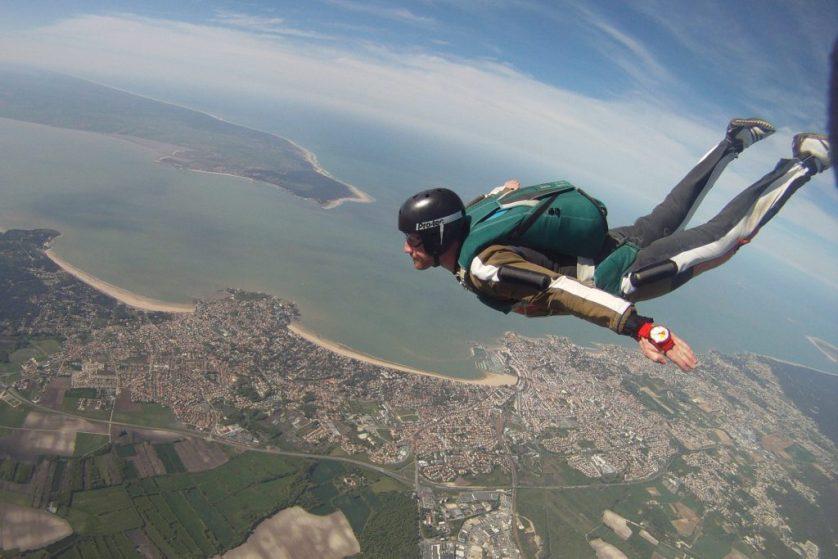Skydiving In Belgium