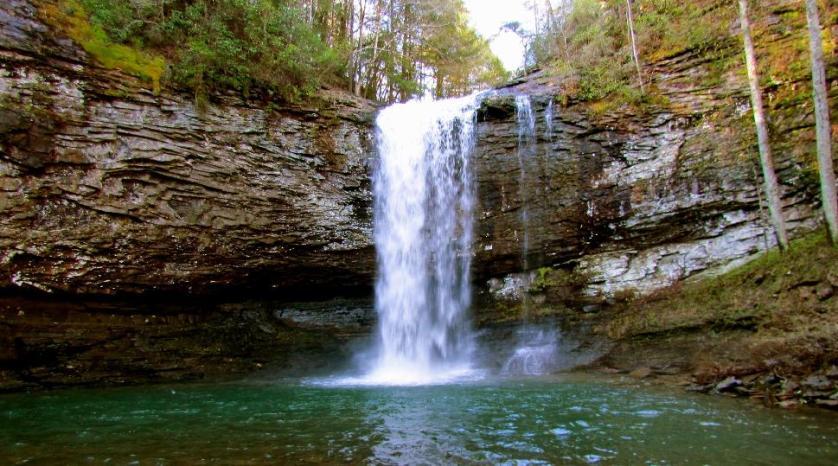 Cloudland Canyon Waterfalls Trail