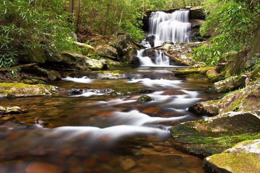 Emery Creek Falls Trail