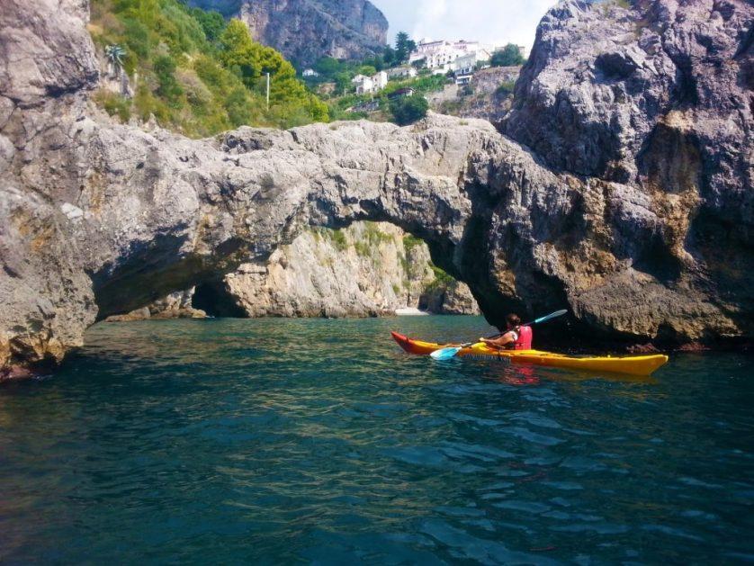 amalfi-kayak-tours