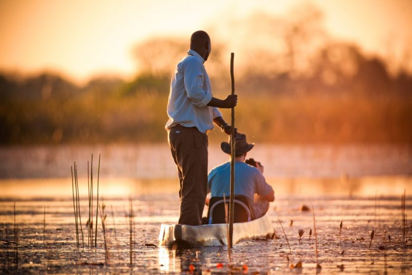 Water-Based Safaris