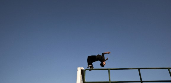 Best Cities In Europe For Parkour Enthusiasts