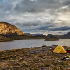 Greenland's Trekking The Arctic Circle