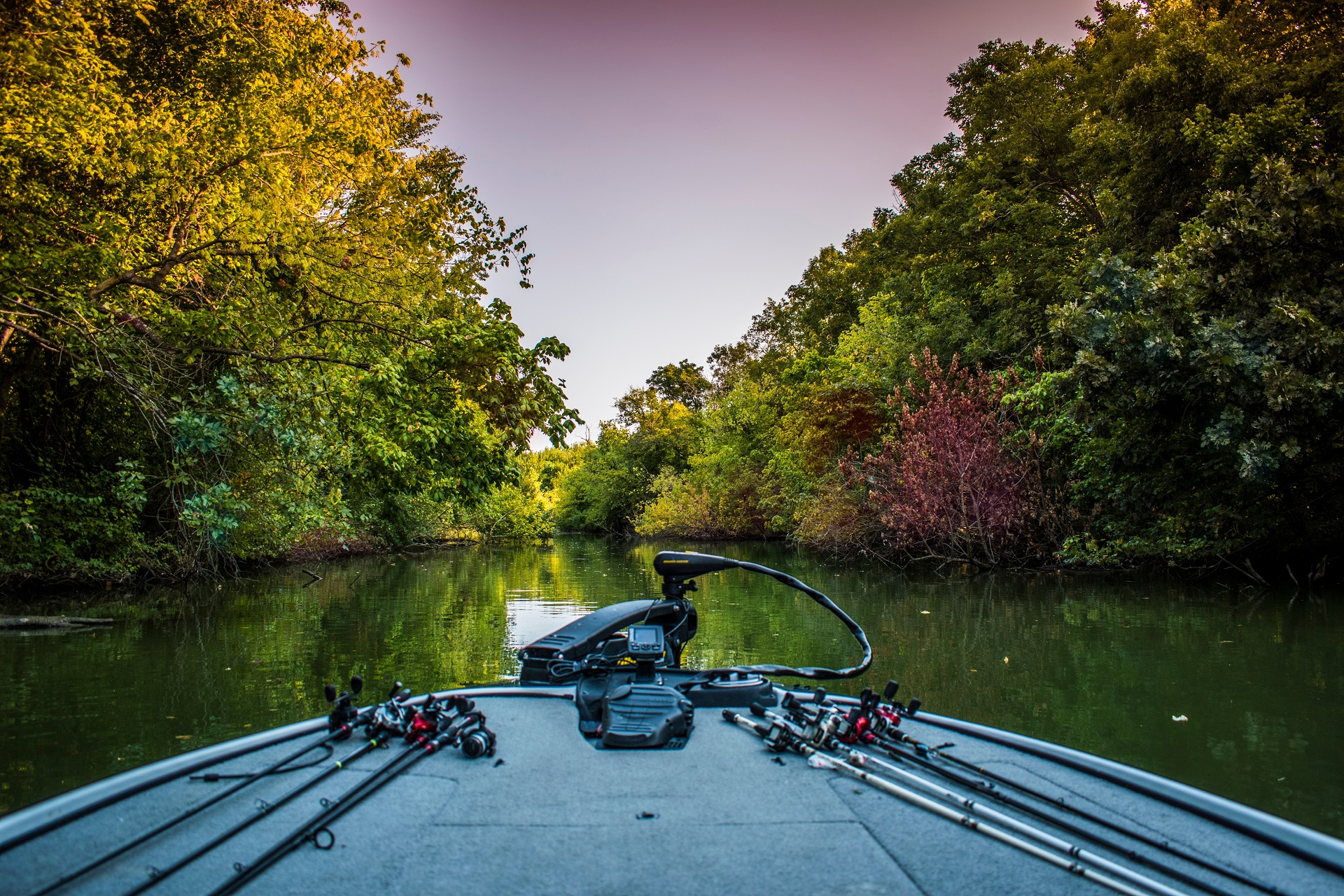 Texas Best Fishing Spots