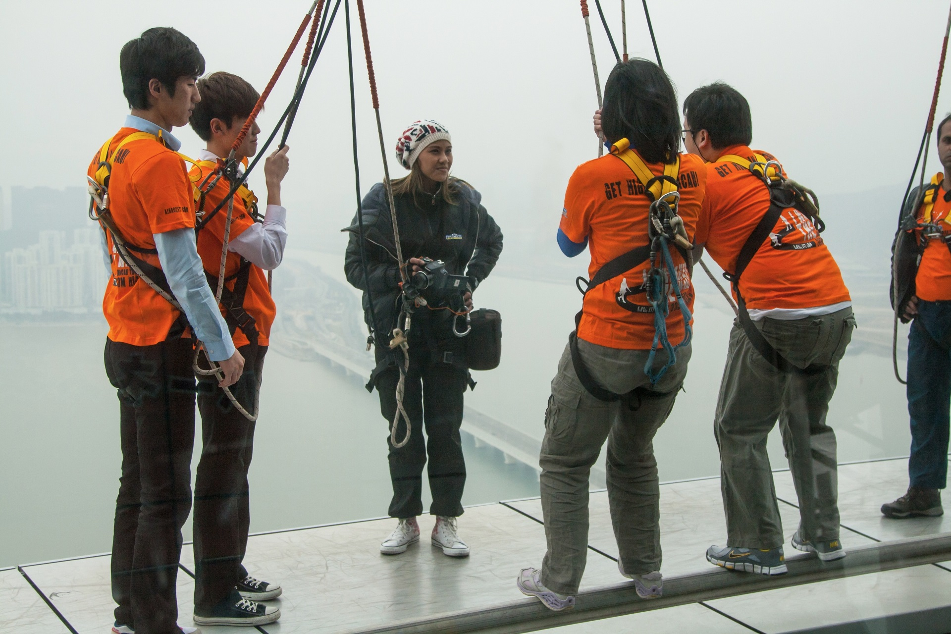 Bungee Jumping Asia