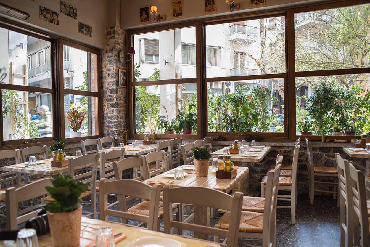 Atitamos  Restaurants in Athens  Travel to Athens