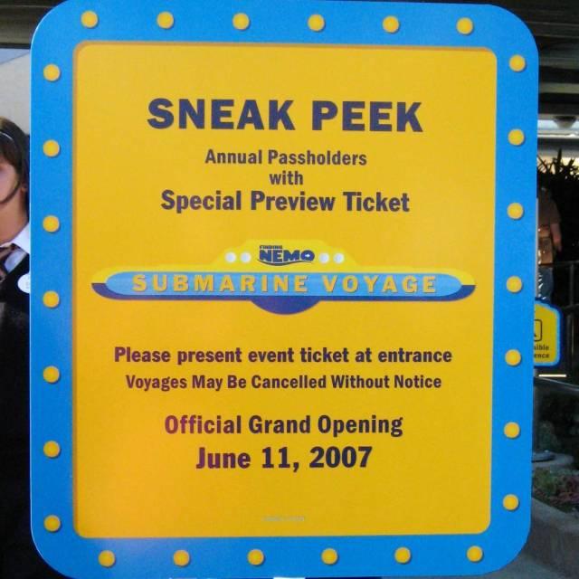 Happy Anniversary to Finding Nemos Submarine Voyage We cant believehellip