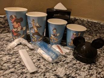 Toiletries Kit - Disney's Hollywood Hotel Hong Kong Disneyland