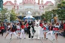 Characters Tuesday Guest Star Day Disneyland Paris