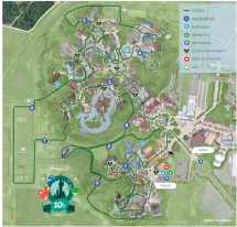 Guide Rundisney 2017 Disneyland Paris - Travel