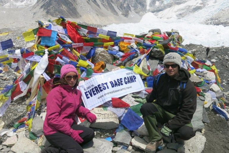 Full Everest Base Camp Trek Packing Record