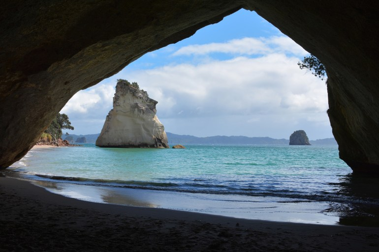 Greatest Seashores in New Zealand