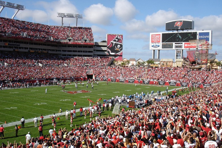 USA: 5 Florida Sports activities Stadiums Price A Go to