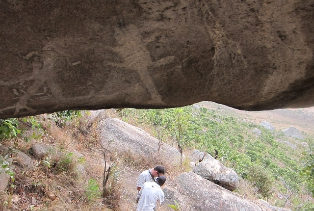 Chongoni Rock Art Area