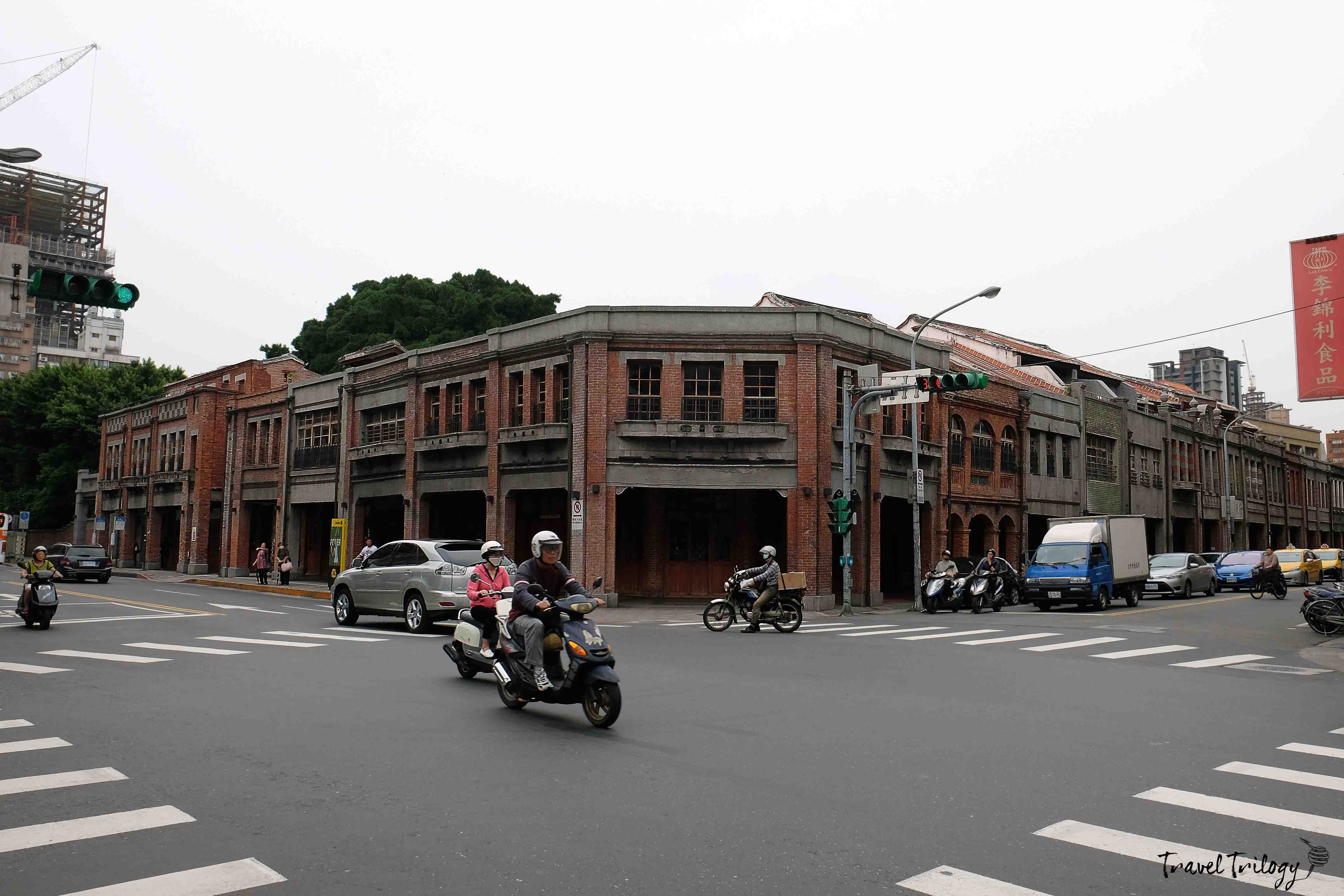 Taipei. Taiwan | Must-See Places in Downtown Taipei - Travel Trilogy