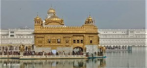 Golden TempleOf Amritsar