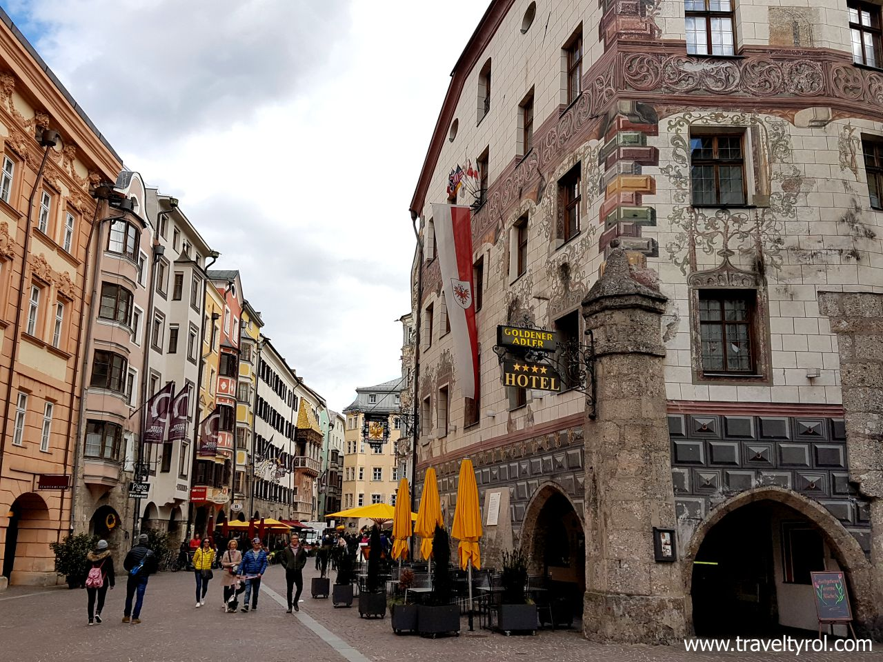 Top 10 Things To See In Innsbruck Old Town Travel Tyrol
