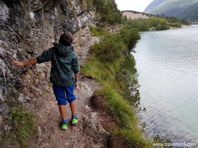 Gaisalm hiking trail