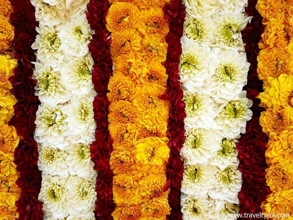 Blumencorso Kirchberg flowers.