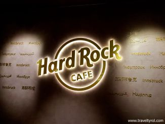 Hard Rock Cafe Innsbruck.