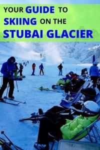Stubai gletscher ski guide