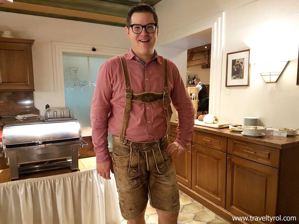 Thomas from Hotel Serles