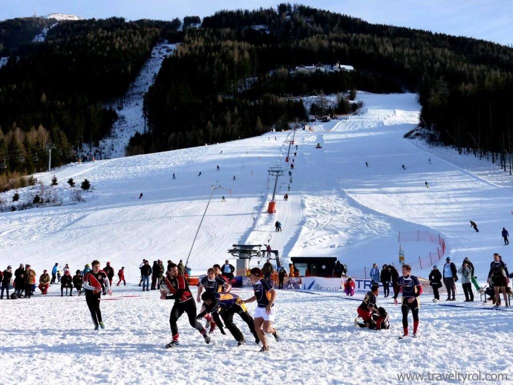 Patscherkofel is an ski resort near Innsbruck.